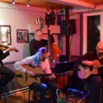 Jazz manouche au Baril Roulant